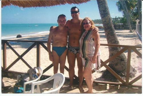 Maria Cristina,Ricardo e Alexandre