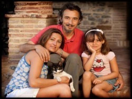 Patro, Antonio y Carla