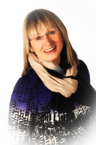 Ihre Gastgeberin Eva Hölzl