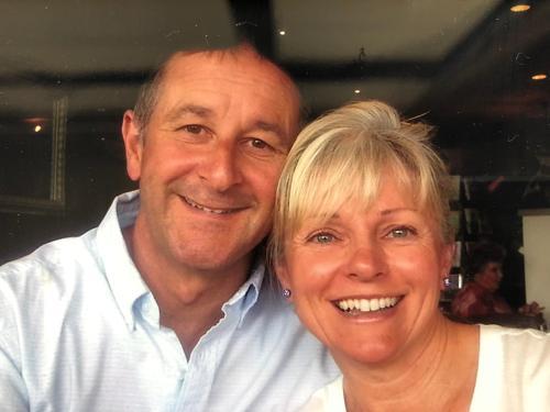 Helen & Brian