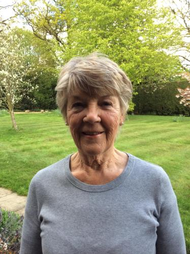 Sheila Pearson