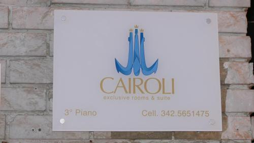 CAIROLI EXCLUSIVE ROOMS AND SUITE