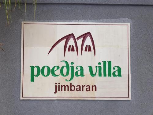 poedja villa jimbaran