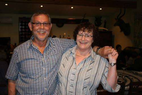 Peter and Lorraine (Owners)