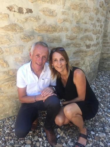 Céline et Pascal