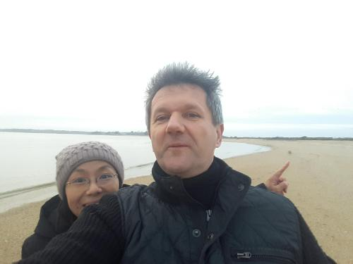 Ayako et Philippe