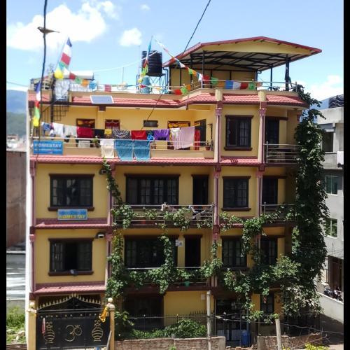 Monkey Temples Homestay