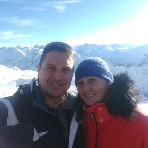 Iwona und Andreas Nientiedt