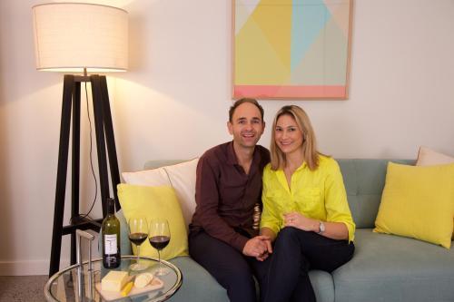 Kirsten & Pete