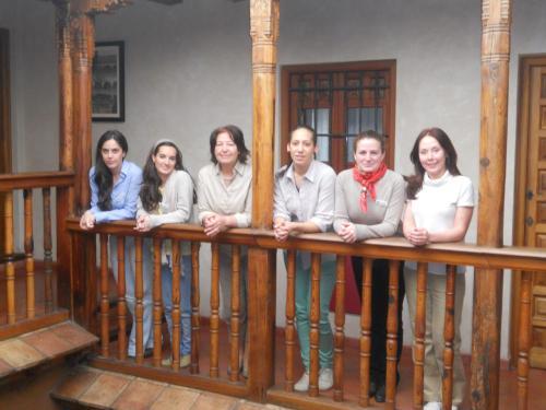 The Santa Isabel la Real team