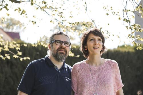 Hélène et Christophe