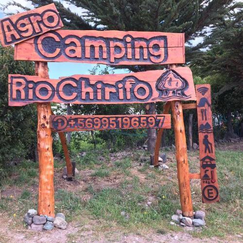 Camping Río Chirifo