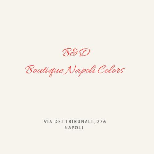 Bed Boutique Napoli Colors