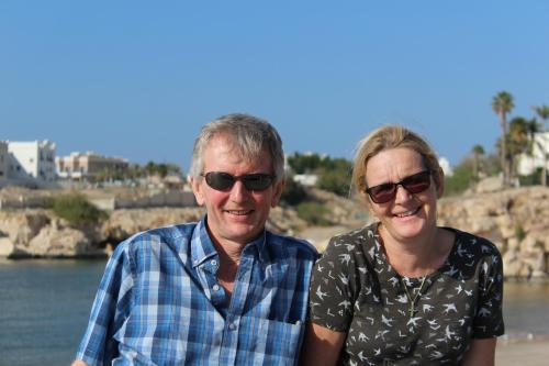 Ian & Janice