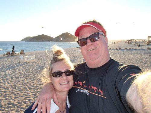 Steve & Sandy Gregory