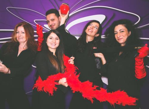 Il Nostro Staff: Daniela, Annamaria e  Chiara