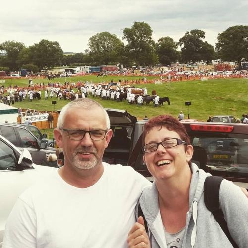 Mark and Dawn Burton