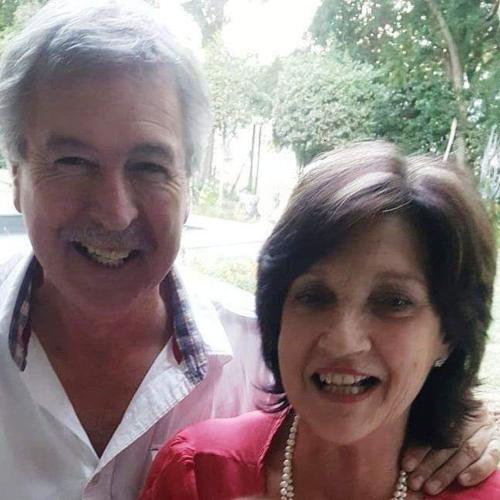 Johan en Christelle van Rensburg