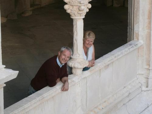 Bert en Sandra