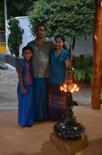 Rohan, Sulochana & Nehan