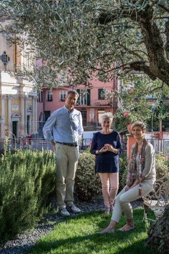 Elena, Claudio e Piera
