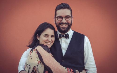 Ana Alves e Pedro Silva