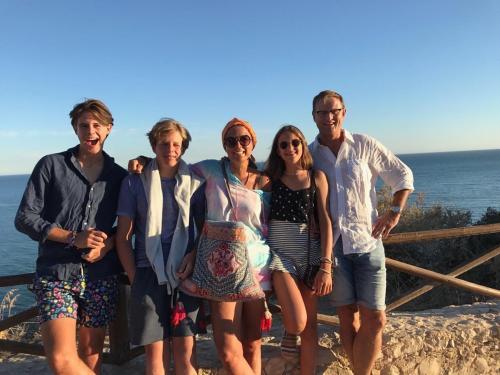 familie Van der Sluis