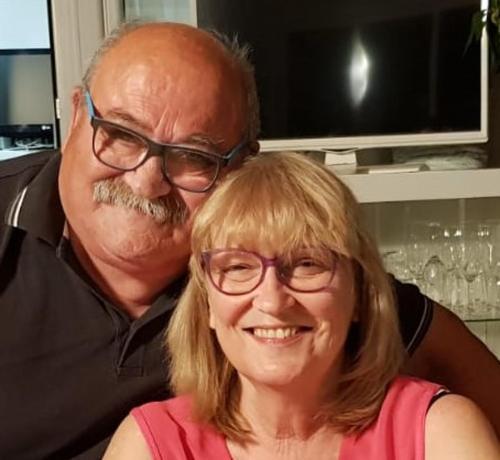 Famiglia Zanovello Lucio - Irena Czopek