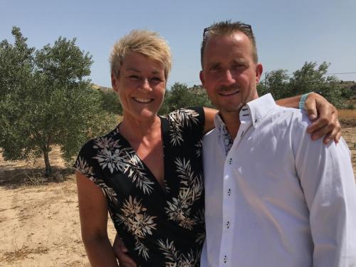 David & Gine Shearlaw