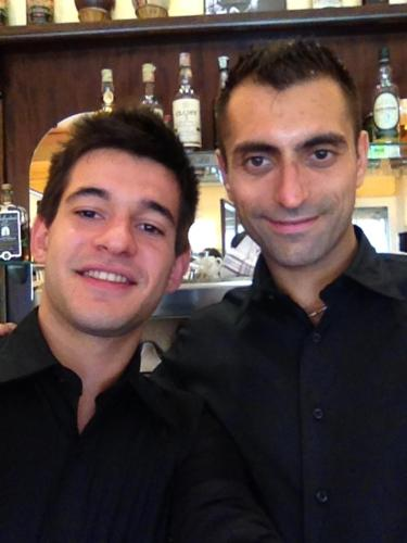 Enrico e Alessandro