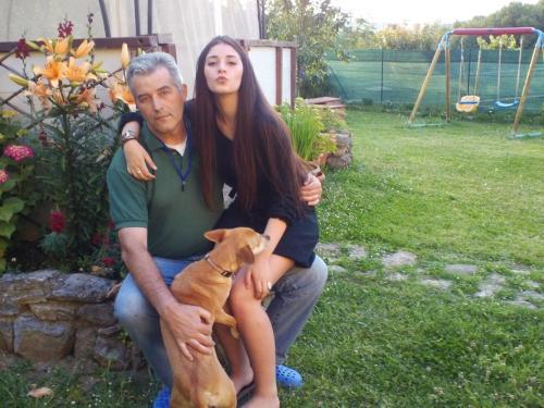SARA  e   MARCELLO  &  Luna