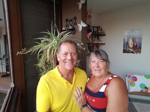Keith & Jackie
