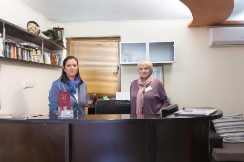 Darina , Guest house manager