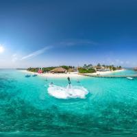 Reethi Faru, Bio Luxury Resort